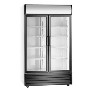 Image for cksonline.com.au for the BORRELLI Display Fridge 1000ltr Hinged Doors 2
