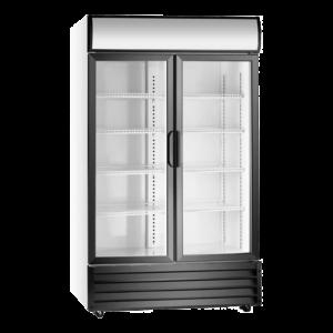 Image for cksonline.com.au for the Borrelli Display Fridge 688 Hinged Door