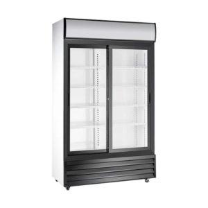Image for the BORRELLI Display fridge 1000ltr Sliding Doors 2